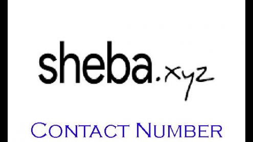 Sheba Delivery Courier Service Contact Number & All Branch List